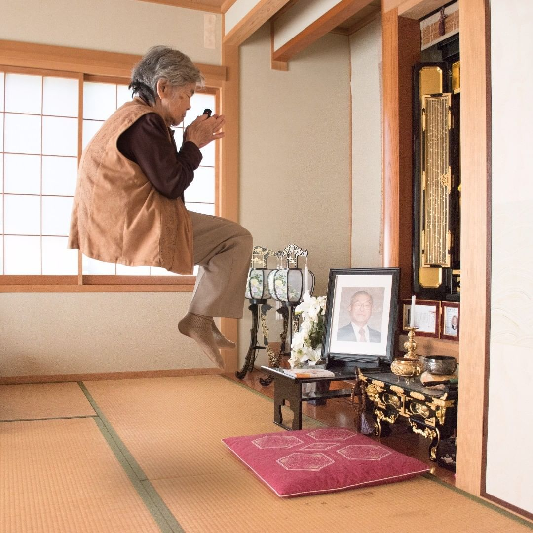 """Từ bỏ cuộc sống buồn chán, cụ bà Nhật tìm thấy niềm đam mê lúc 72 tuổi rồi thành ngôi sao MXH nhờ bộ ảnh """"sống ảo"""" cực chất - Ảnh 11."""