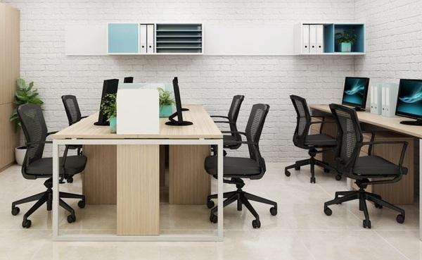 Mẫu thiết kế văn phòng công ty nhỏ đẹp 30m2