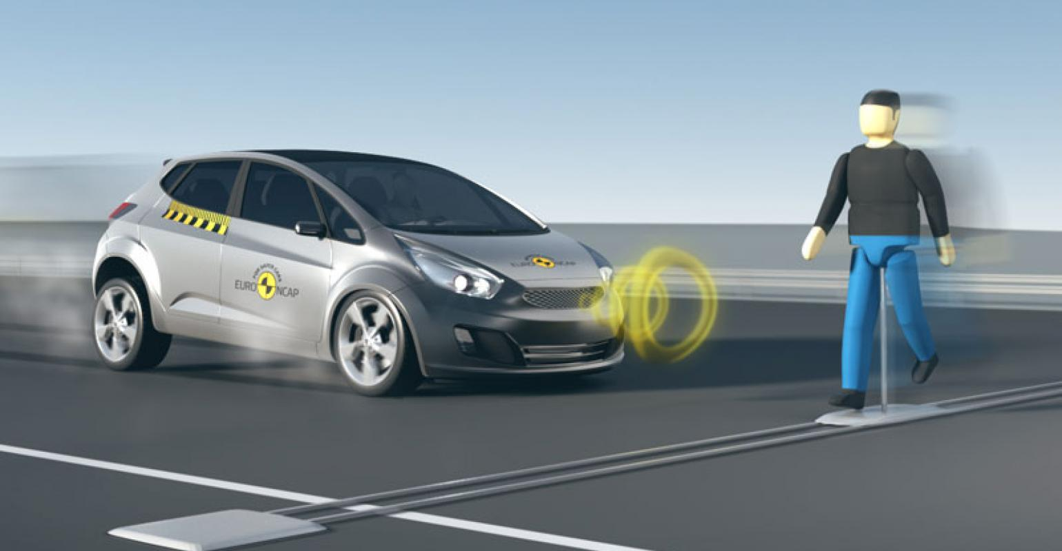 Euro NCAP   European Agency Lists Safety Priorities for Mobility Age    WardsAuto