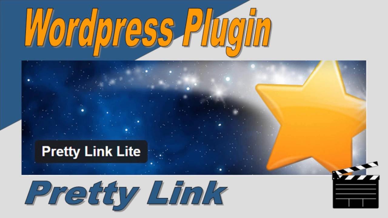 Plugin rút gọn link - Pretty Link Lite