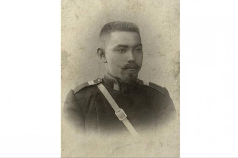 Георгій Пилипенко, один з ватажків повстання