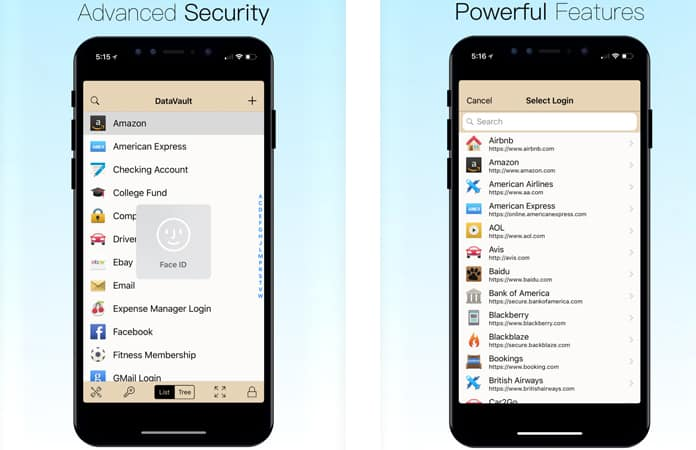 password manager app for android