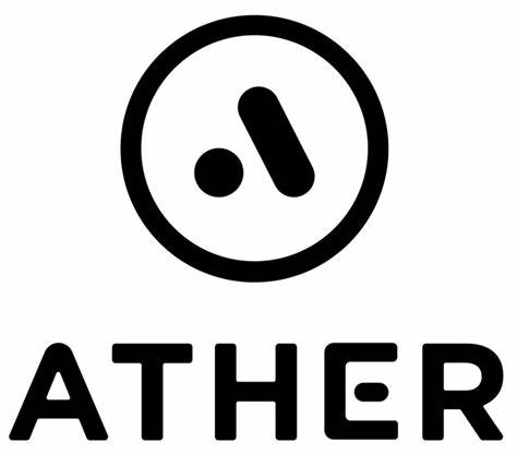 Logo of Ather Energy