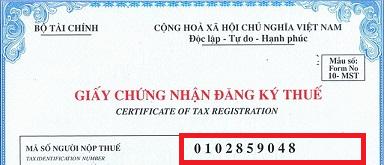 Hồ sơ đăng ký mã số thuế hộ kinh doanh bao gồm những gì?