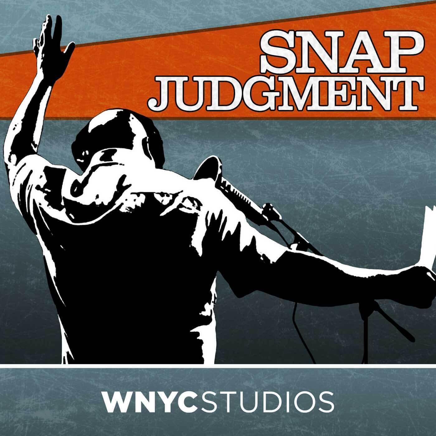 Snap Judgement poster