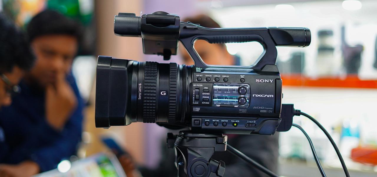 Produção digital de vídeos