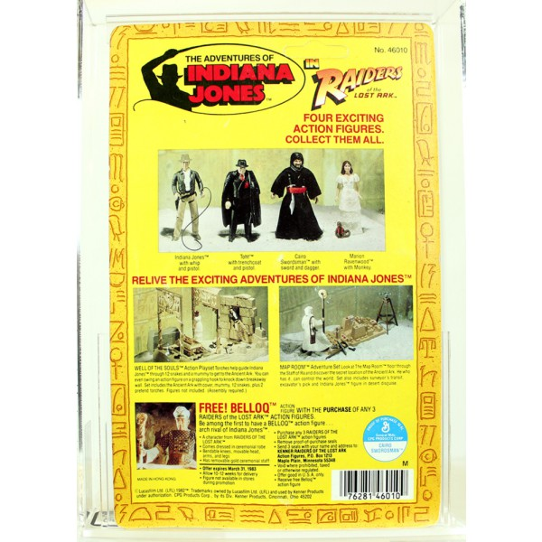 """Image result for vintage indiana jones kenner swordsman"""""""