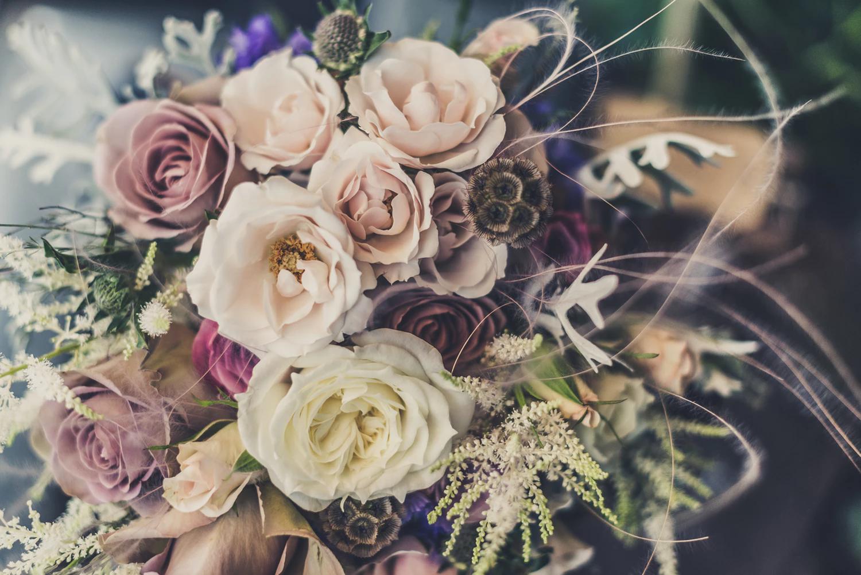 Nectar Florals arrangement