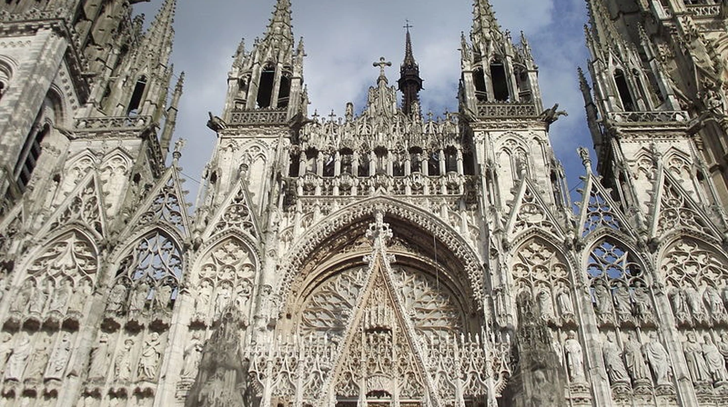 Rouen Cathedral, Christine Wilson | The Culture Trip