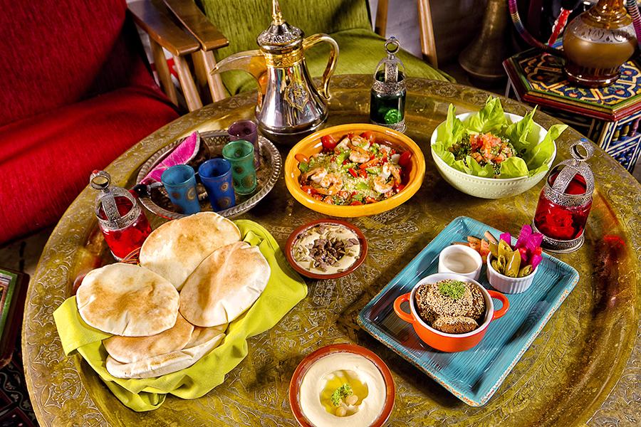 BEIRUT - Mediterranean Kitchen & Lounge