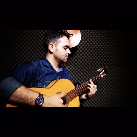 فرزین نیازخانی گیتار Farruca از Paco Pena