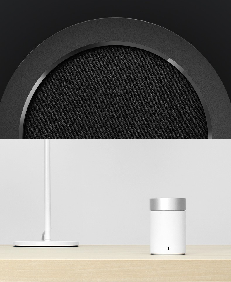 Loa Bluetooth hình trụ Canon 2 Xiaomi 3