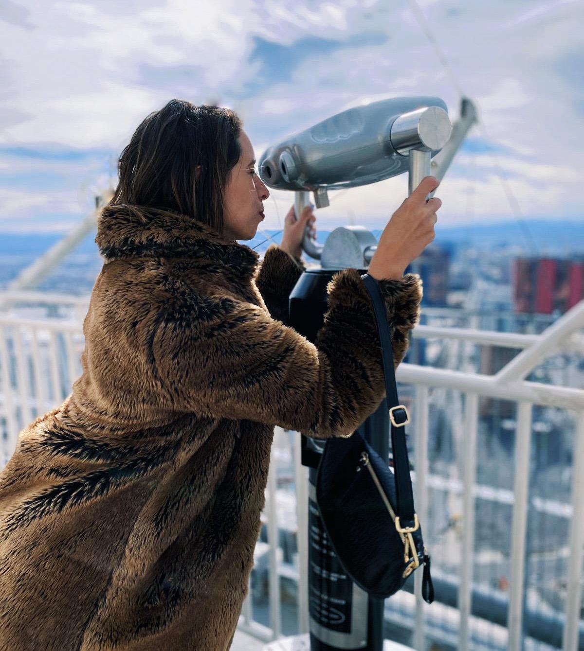 תצפית גג מלון רופטופ VIEW ROOFTOP WHERE TO GO IN LAS VEGAS