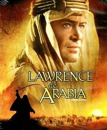 Lawrence de Arabia (1962, David Lean)