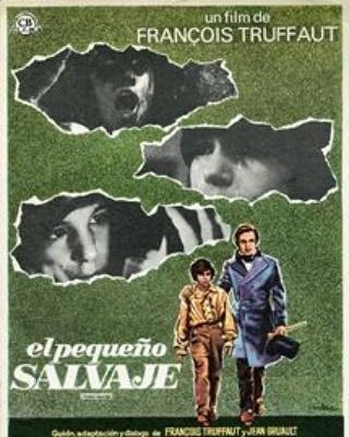 El pequeño salvaje (1969, François Truffaut)