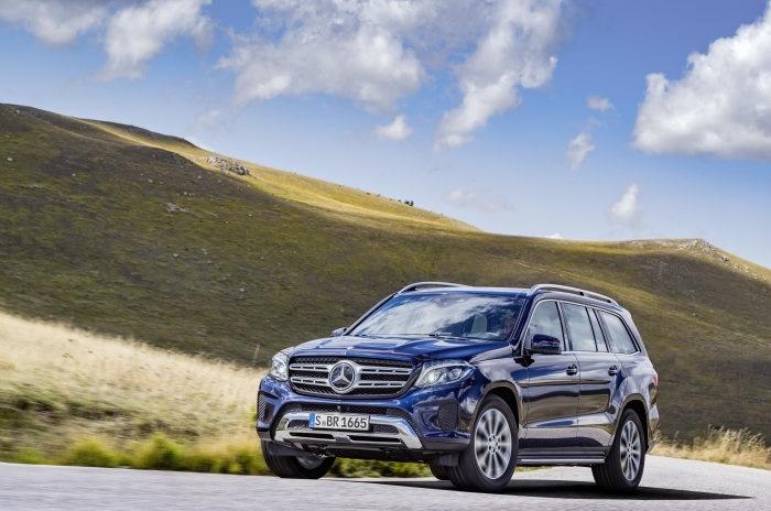 Mercedes-Benz GLS 350 d 2020