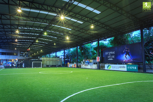 Image result for สนามฟุตซอล park bangkok