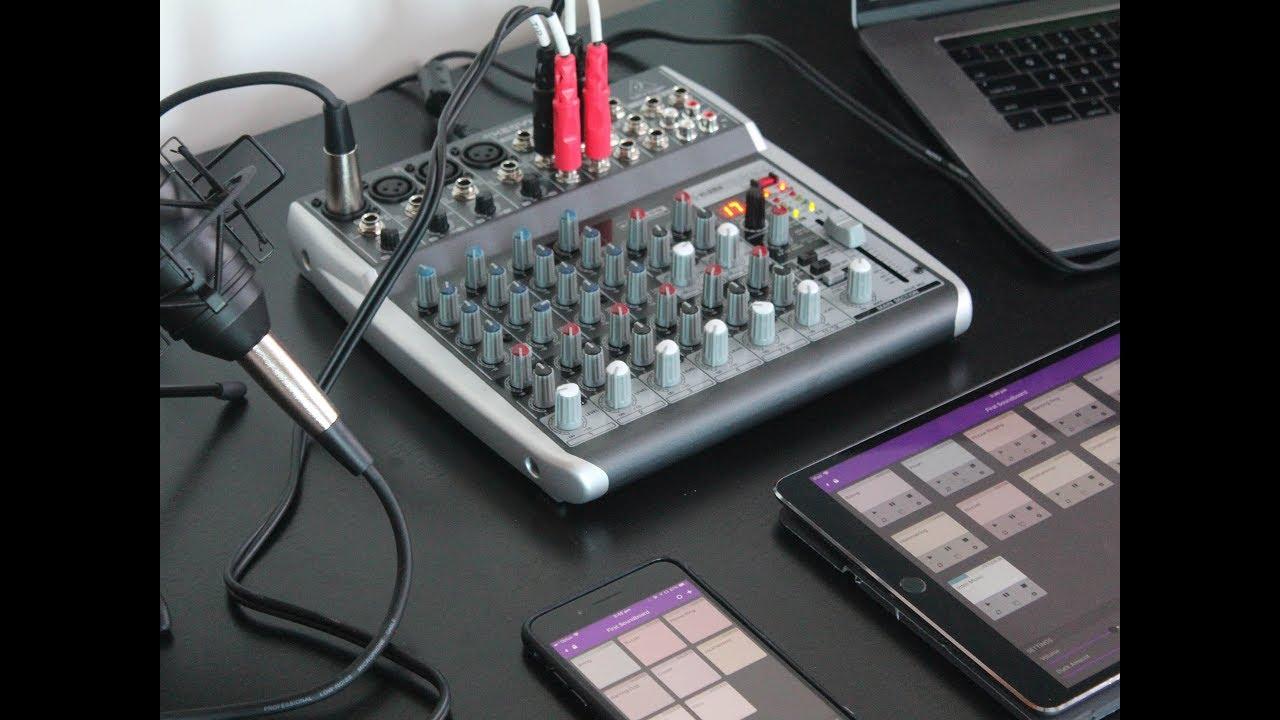podcast soundboard in kenya