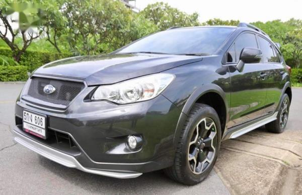 รถมือสอง Subaru XV รถดีที่ศูนย์บริการน้อย