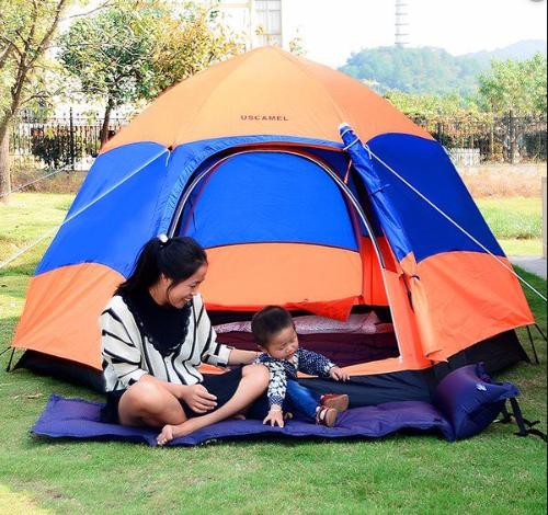 Dịch  Vụ Xứ Nẫu là đơn vị chuyên cho thuê lều du lịch