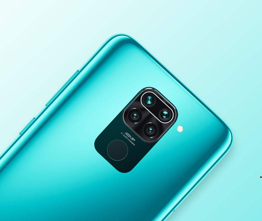 Purchase Redmi Note 9 Pro Max 6gb, 64gb, White Mobiles At Lowest Worth