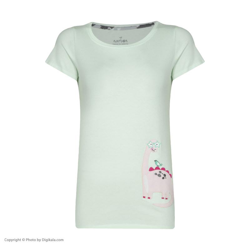 ست تی شرت و شلوار زنانه ناربن مدل 1521322-41