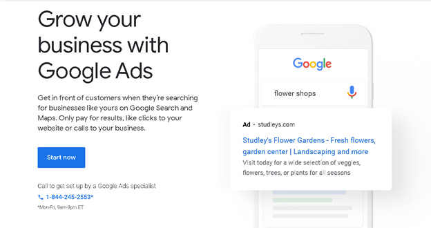 google ads gezielte inhaltliche werbung
