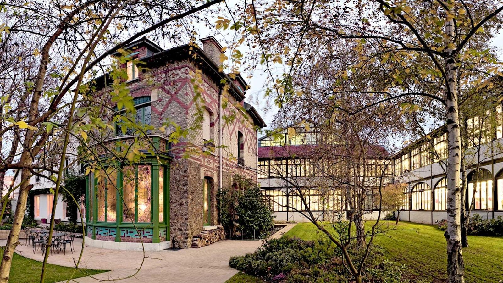 Les ateliers Louis Vuitton Asnières-sur-Seine