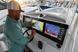 Marine Grade Touchscreen Solutions