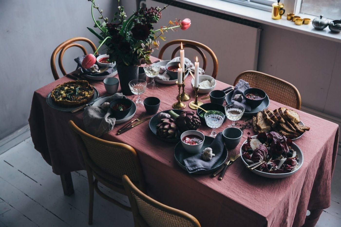 A food photograph by Laura Muthesius