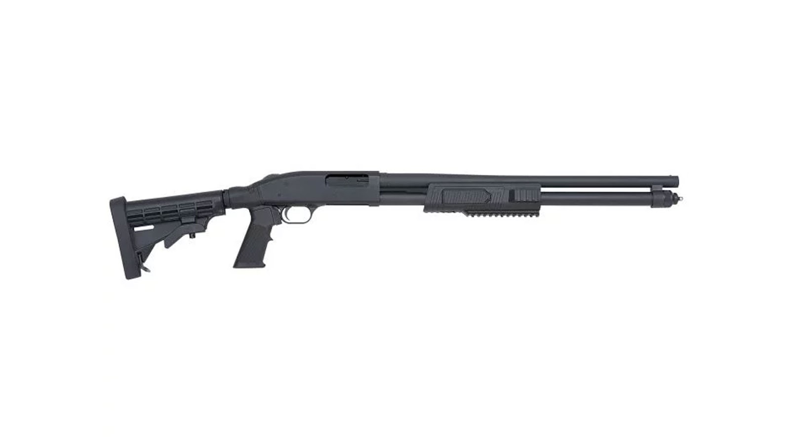 Mossberg 590 pump shotgun