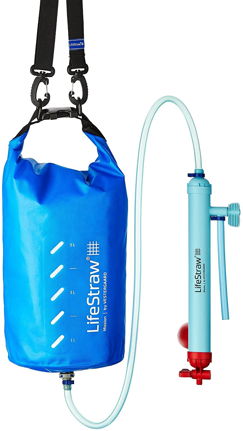 gravity water filter for backpacking