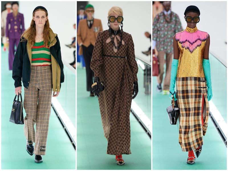 Итальянский бренд Gucci — презентабельность с акцентом на сексуальность