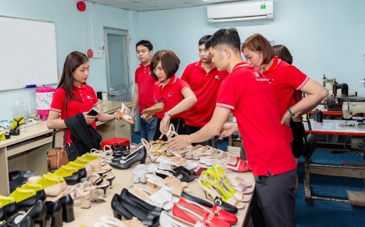 Cách lựa chọn cơ sở sản xuất giày dép uy tín, chất lượng