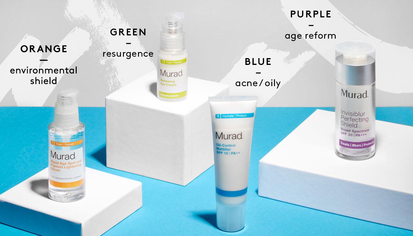 Murad nổi tiếng với các loại serum đặc trị cũng nói không với thử nghiệm trên động vật