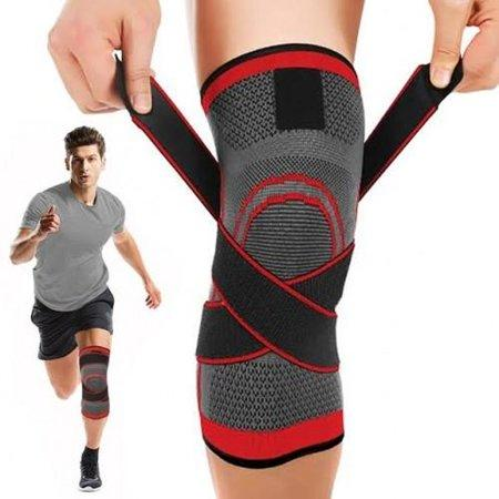 Image result for How to wear a football Knee brace?