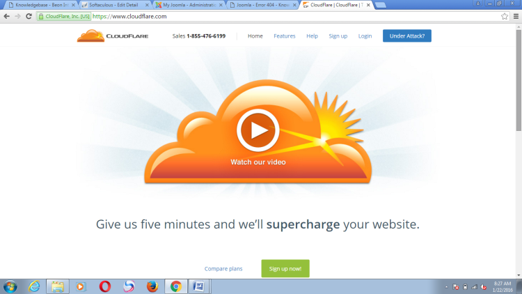 Tutorial Mendaftar Cloudflare Beserta Settingnya