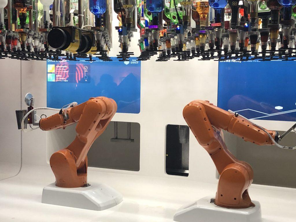 robot automatisé