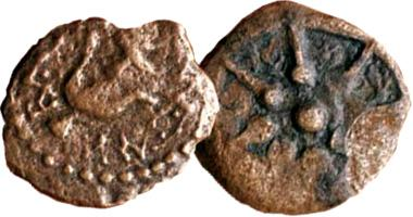 Ancient Rome Widow's Mite (Lepton)  103BC to 76AD
