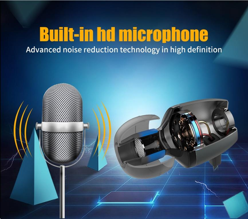 Microfon incorporat