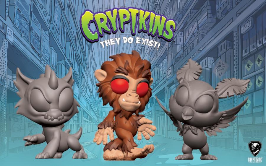Cryptkins Unleashed