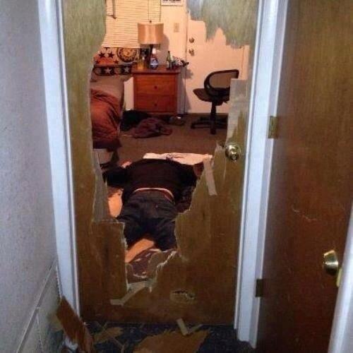Errores más comunes de los borrachos