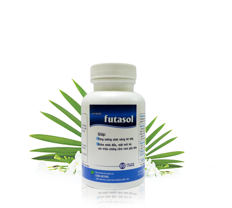 FUTASOL - Điều trị bệnh cảm cúm nhanh chóng từ thảo dược thiên nhiên