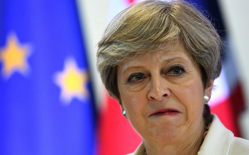 InstaForex Analytics: May will resign this weekend