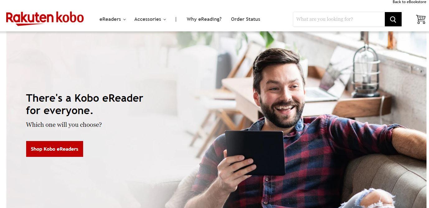 ePub Reader - Kobo