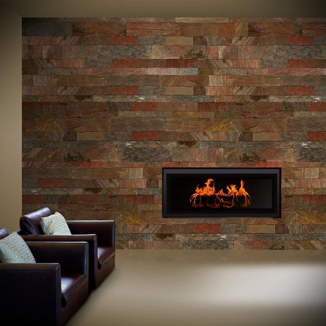 Gạch ốp tường 60x60 được sử dụng rộng rãi trong các nhà hàng, khách sạn
