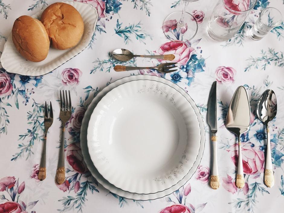 Сервировка стола. Фото (Часть 1) – Блог PinkBus