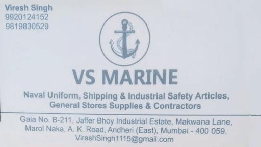 VS Marine - Shipping Equipment Industry in Mumbai