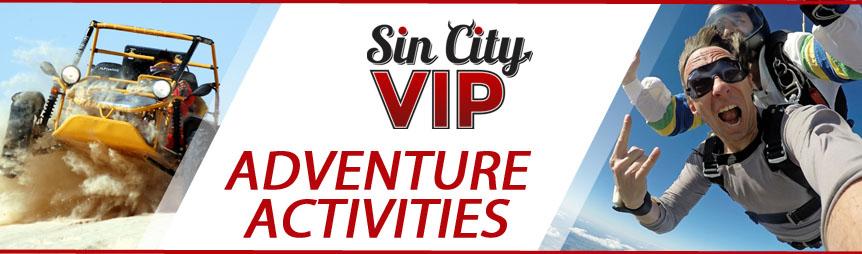 Las Vegas Adventure Activities