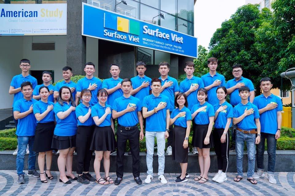 Surface Việt, nơi cập nhật mẫu laptop hot nhất của Microsoft
